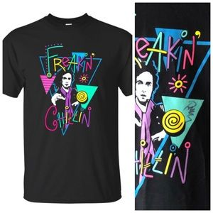 SIGNED🕺🏻 Pauly Shore 90s Freakin Chillin T-Shirt